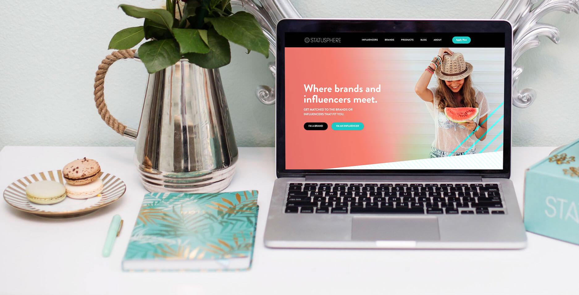 Statusphere Homepage